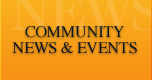 Community News &amp; Events